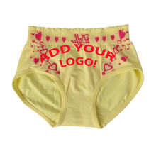pants for girls Girl underwear pants for girls panties OEM ODM add your print child's underwear child's briefs kids children's 3