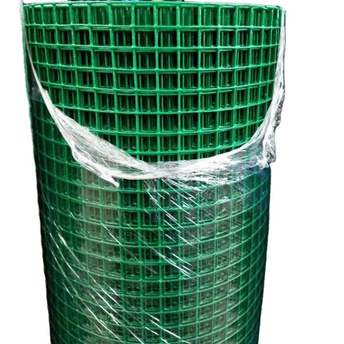 PVC coated the wall network/welded wire mesh(factory price)