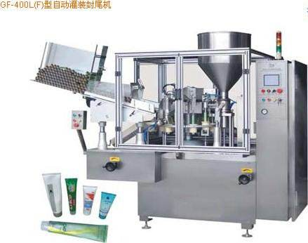 Cream Filling And Sealing Machine