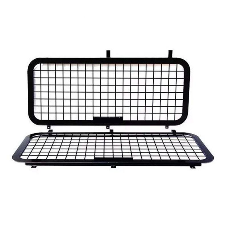 off road suv car exterior protection window grills steel Side Window Guards fit for Land Rover Defender 90/110