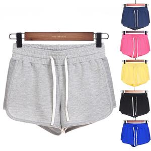 2020 teen girls casual cotton booty biker shorts for women gym tenis hot short pants shorts feminino with drawstring