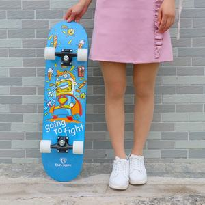 Professional Quality Maple Skateboards Specialized Customized Space Burglars Series
