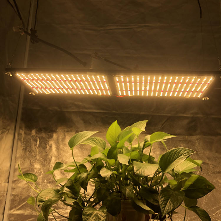 Kingbrite 2019 hot sale Samsung lm301h with red 660 qb288 v3 quantum led grow light with potentiometer