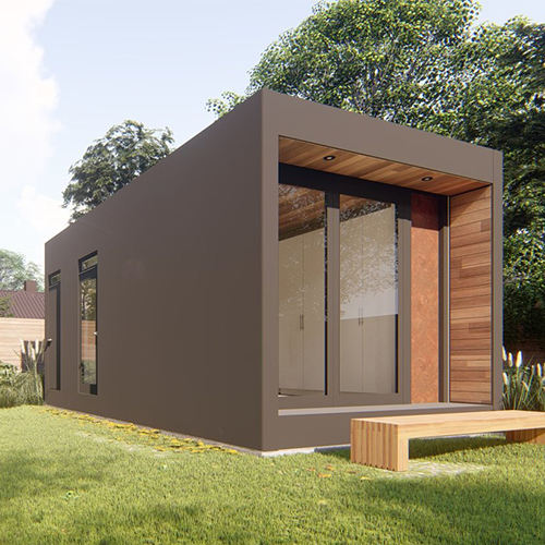 Luxury ecofriendly homes prefabricated tiny container houses for living