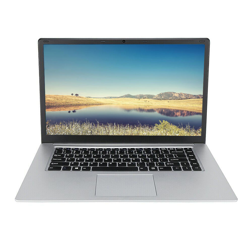 Special Promotional Laptop Computer 15.6 inch Celeron N3356 Laptop Notebook 6GB RAM 64GB eMMC 500GB 1TB HDD Or 256GB 512GB SSD
