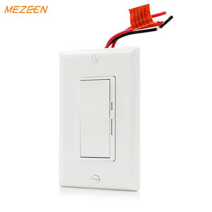 Pabrik Langsung 120V 600W Dekorator 3 WAY Lampu LED Dimmer Switch
