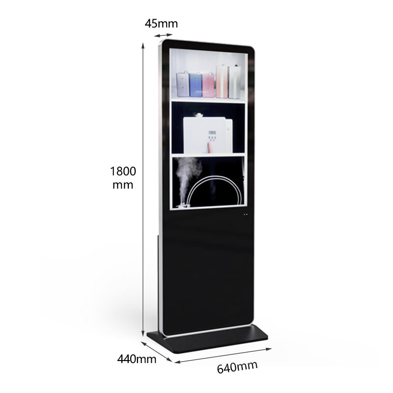 SCENTHOPE Guangzhou 500ML HD screen Advertising Display PCBA Machine with Scent Diffuser
