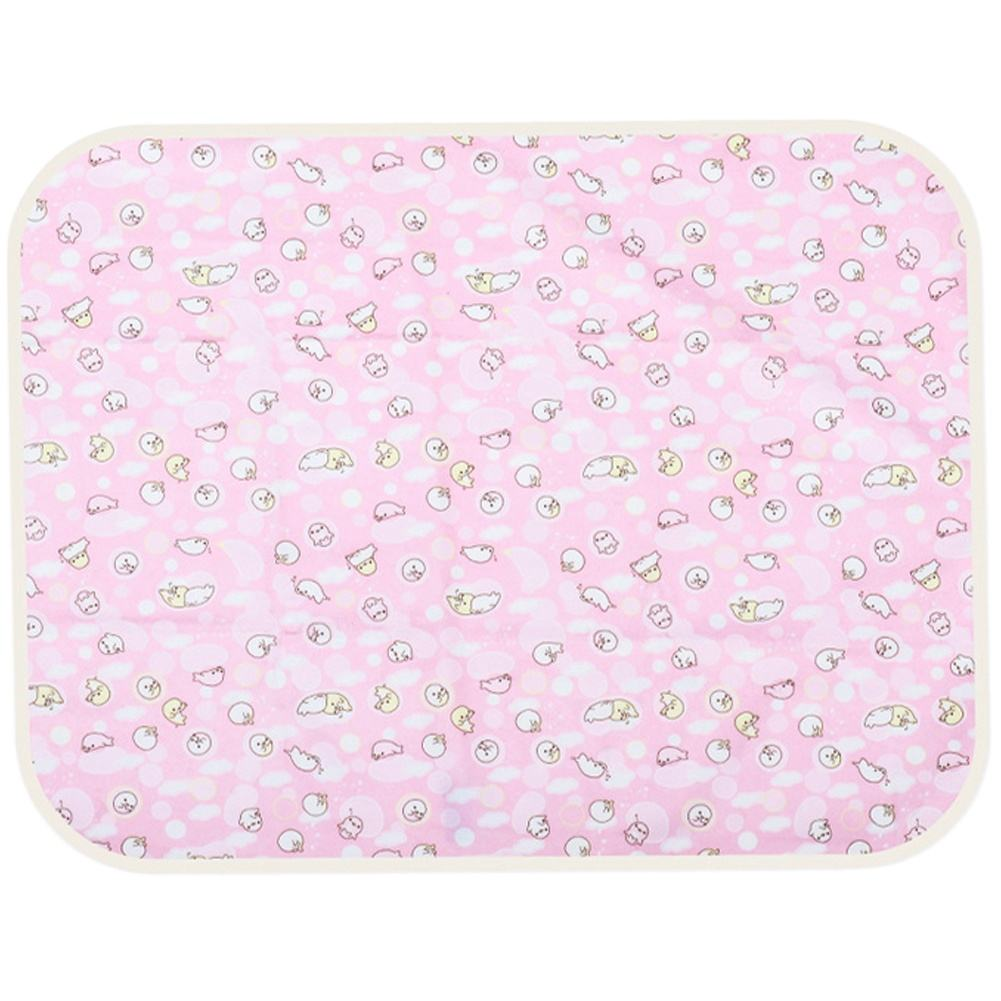 washable babies pee pads waterproof reusable puppy pad super absorbent splat mat for babies waterproof big size