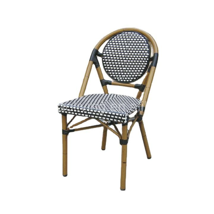 chairs for restaurant cafe,rattan chair indonesia, stylish luxury outdoor furniture