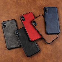 Wholesale Mobile phone cases & bags for iPhone X XS Max XR Case leather phone case mobile cover for iphone X XR XS MAX