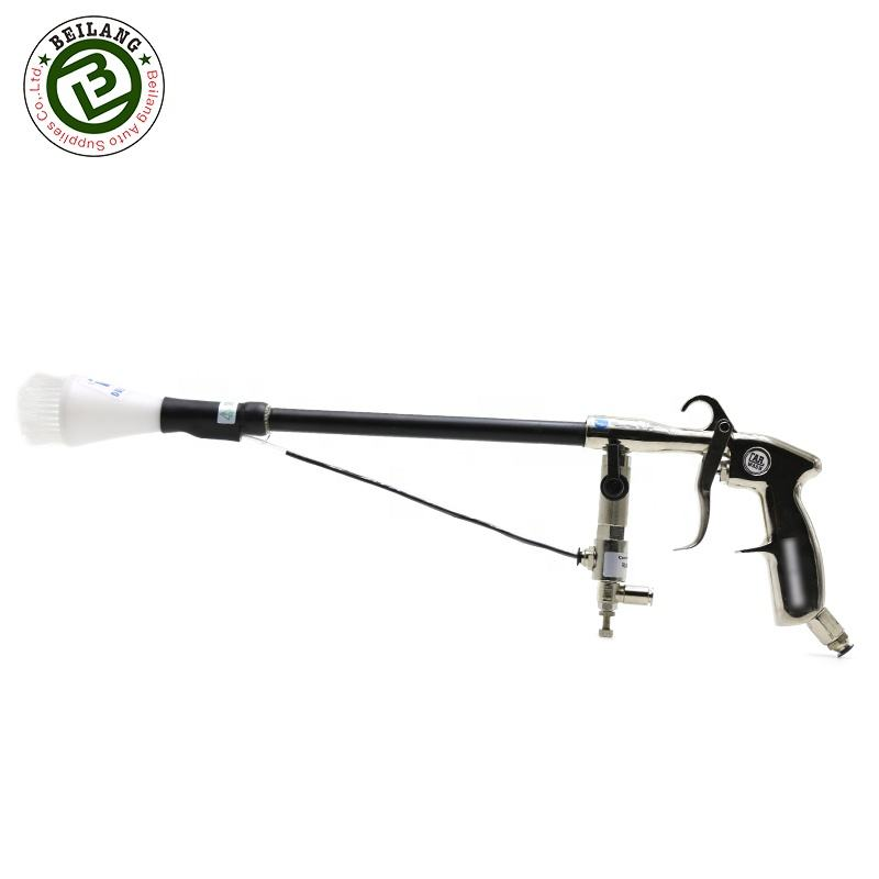 Unique Cleaning Spray Gun For Engine With High Pressure Double Tube Car Cleaning Gun