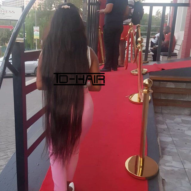 Hot selling 40inch virgin human hair straight bundles Long length 28 30 32 34 36 38 40 inch Brazilian hair