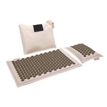 High quality anti fatigue mat  premium quality accupressure mat hips pain relief back massager for back pain hot slaes
