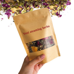 Natural Yoni Steaming Herbs for Women Chinese Herbal Vaginal Cleaning herbs for Steam Bath