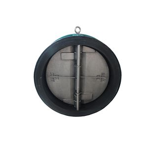 Dual Plate Stainless Steel Wafer Butterfly Check Valve