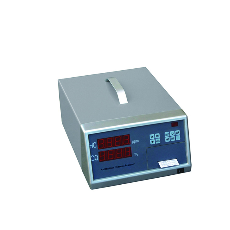 Automobile Exhaust Gas Analyzer Used to Measure the Concentration of HC, CO, CO2, O2 in the Exhaust Gas of Automobile Gasoline