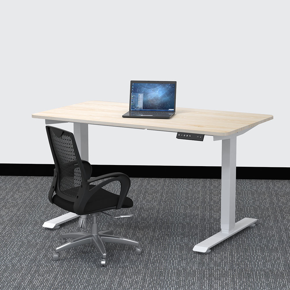 Electric Height Adjustable Table Desk Lifting Office Workstation Legs