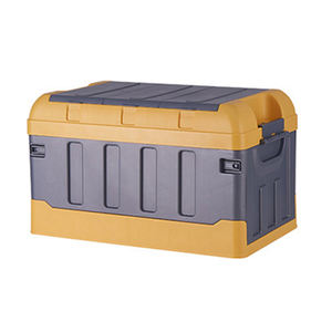 Multi-function Collapsible Folding Plastic Storage Container Box for Household Car Storage Use