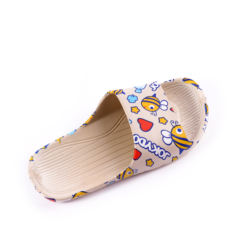 Factory customized various patterns and patterns soft bottom comfortable flip-flops man slippers