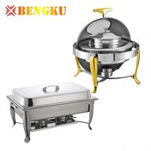 Where To Buy deluxe buffet catering Chafing Dish Cheap Pas Cher