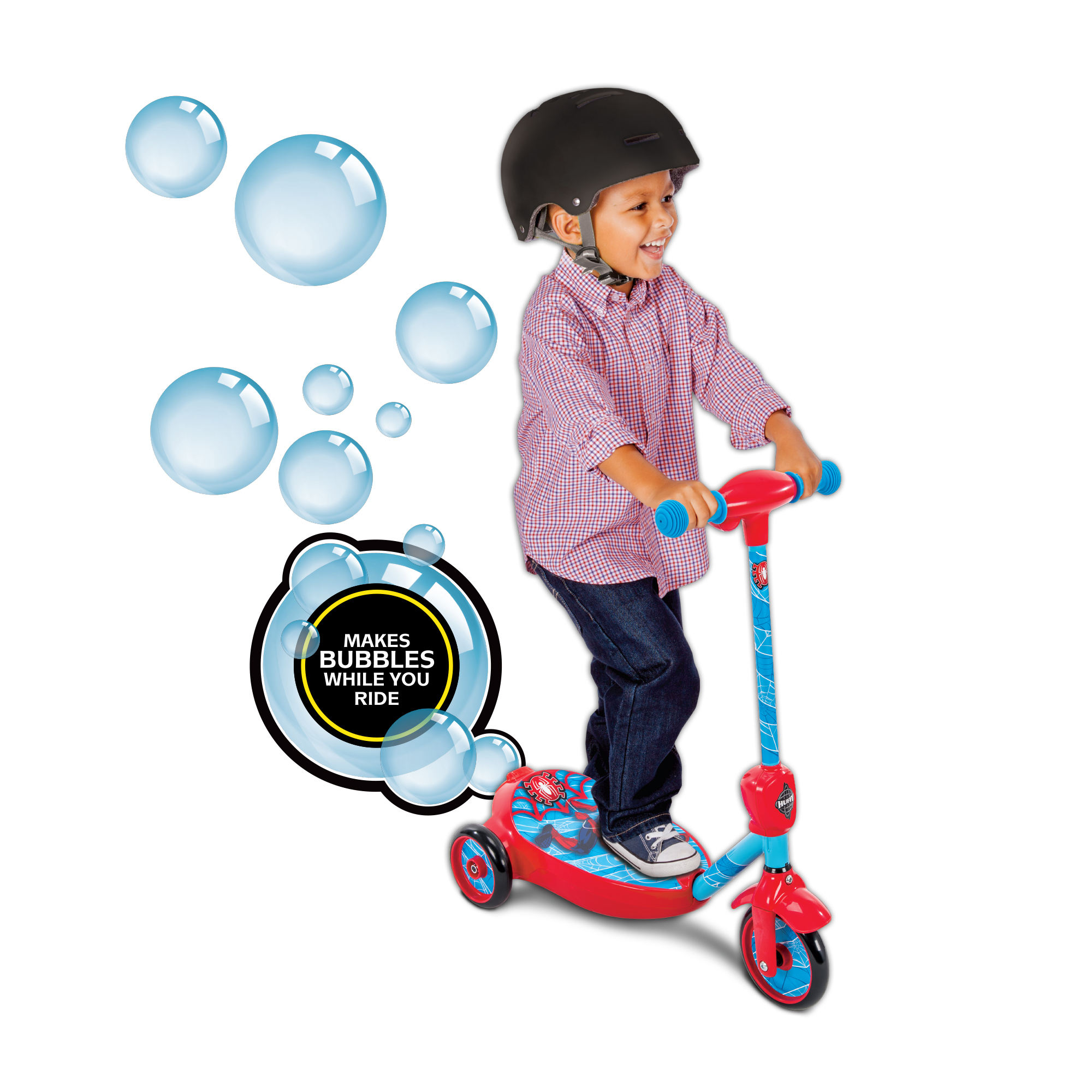 Kids Motor Scooters Multifunctional Cheap 3 In 1 3 6inch Wheels En 71 Safety Kids Children Bubble Motor Scooter Electrico Electric E-scooter