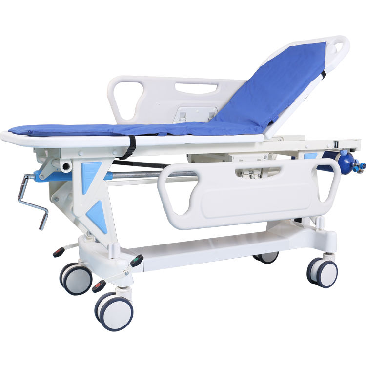 Medical ambulance patients transfer trolley stretcher for sale