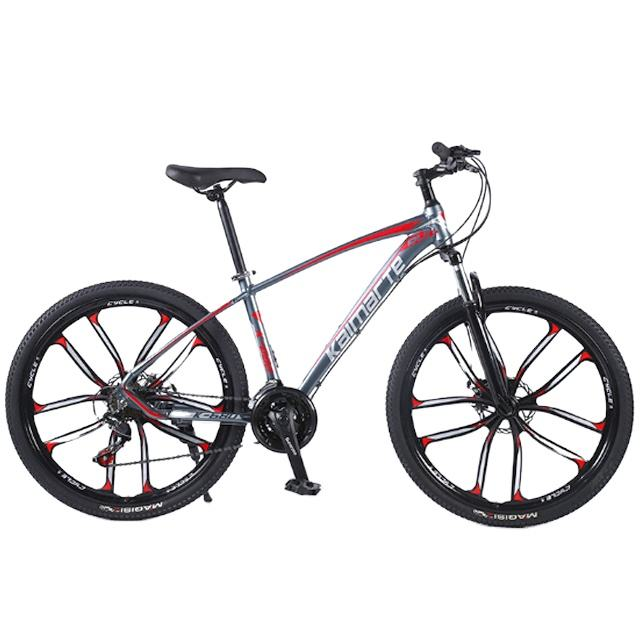 26 inch 27 speed with Ten knife wheel High carbon steel Mountain bike for men women