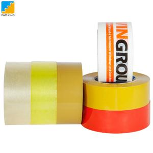 With Logo Adhesive Jumbo Roll Custom Logo Printed Bopp Packing Tape