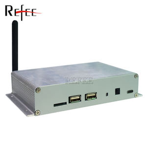 UHD 3840*2160 mini digital signage 4K android media player box