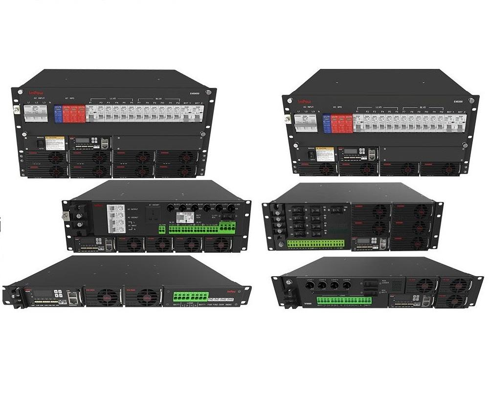 Telecom power system 5U,48V rectifier,1200w 2000w,Embedded Power System/supply