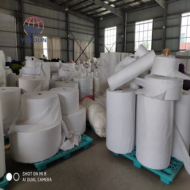 China nonwoven factory best price TNT nonwoven fabric/PP bag raw materials
