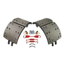 4707 4709 4515 Lined Brake Shoe Kit Assembly For Heavy Duty Semi Trailer/Truck