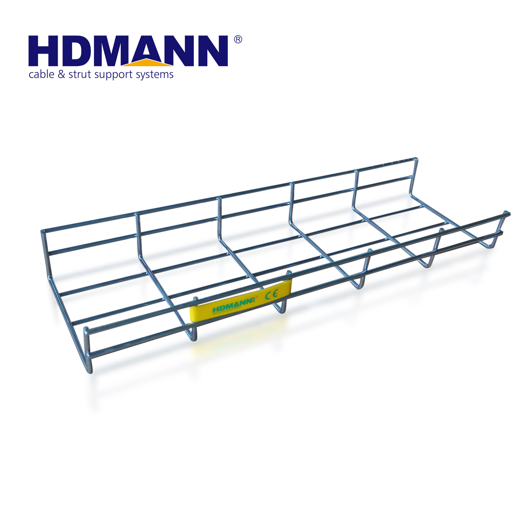 HDMANN Electrical Galvanized Wire Mesh Cable Tray Price 50*50MM