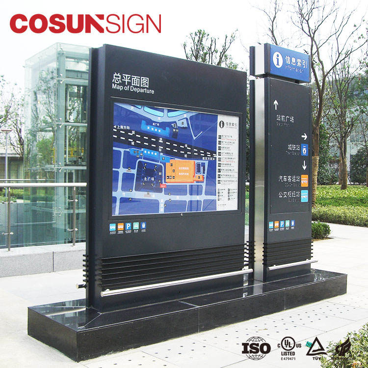 <span class=keywords><strong>Outdoor</strong></span> LED Werbung Pylon <span class=keywords><strong>Billboard</strong></span>