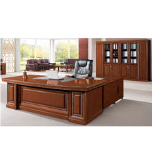 Luxury executive office desk, Modern luxury office desks , Executive wooden office desk(FOH-HD3524)