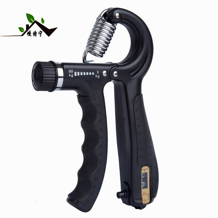 adjustable finger exercises 10-50kg hand gripper wrist developer equipment