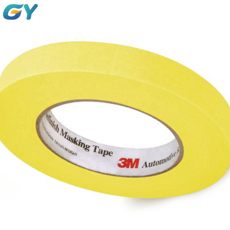 Factory Direct Sale Custom Heat-Resistant Auto Refinish Paint 3M 388N Masking Tape For Automotive Collision Repair