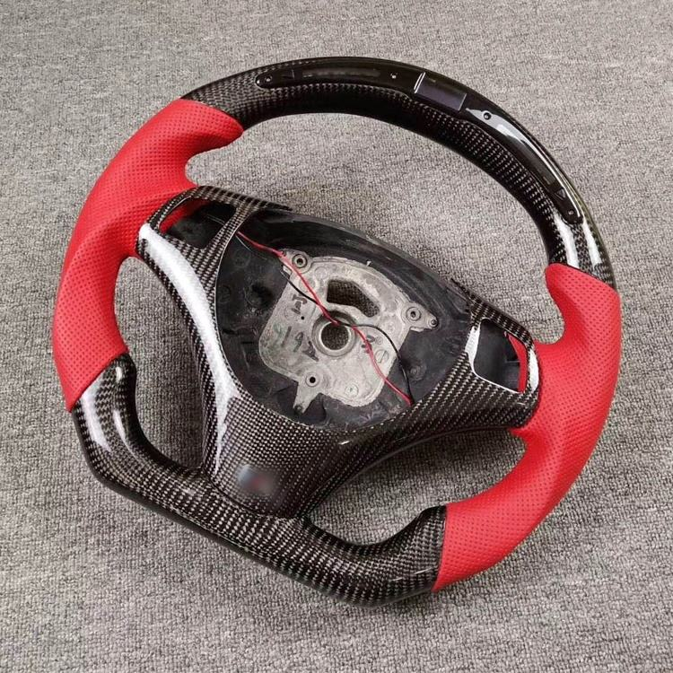 Wholesale OEM ODM carbon fiber universal racing steering wheel for BMW M3 E92 2006-2010