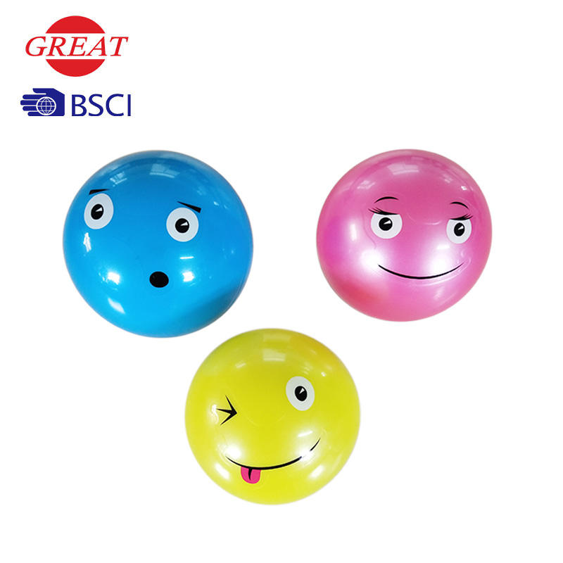 Cheap Toy Balls Ball Cheap Logo Printed Promotional Inflatable Toy Ball