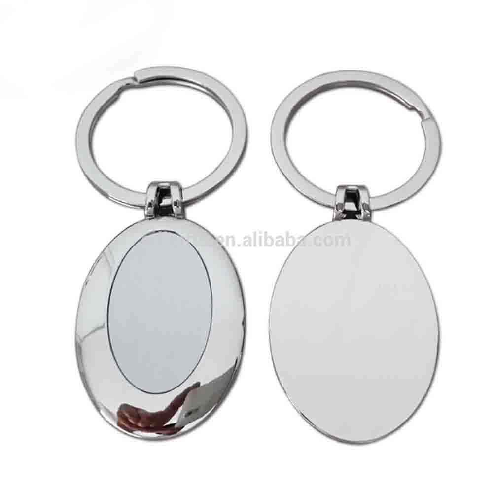 wholesale customized metal key blanks key chain manufacturers keychain