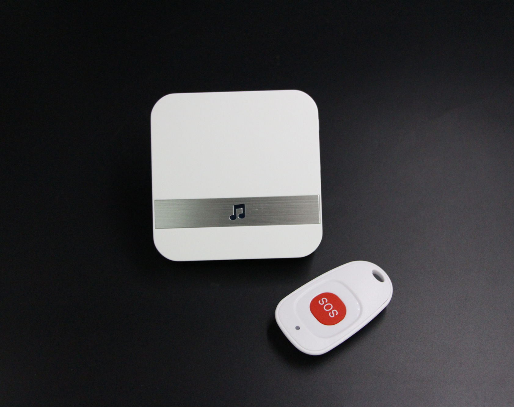 Home Personal Smart Wireless Alarm Things with SOS Button