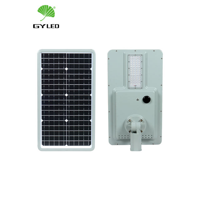 Packaging Customization [ Solar Powered Led ] Street Solar Light 80 Watt Solar Street Light All In 1 Solar System Battery Powered Led Street Light 40watt