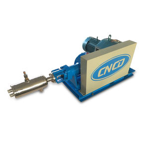 High pressure cryogenic liquid co2 filling Pump
