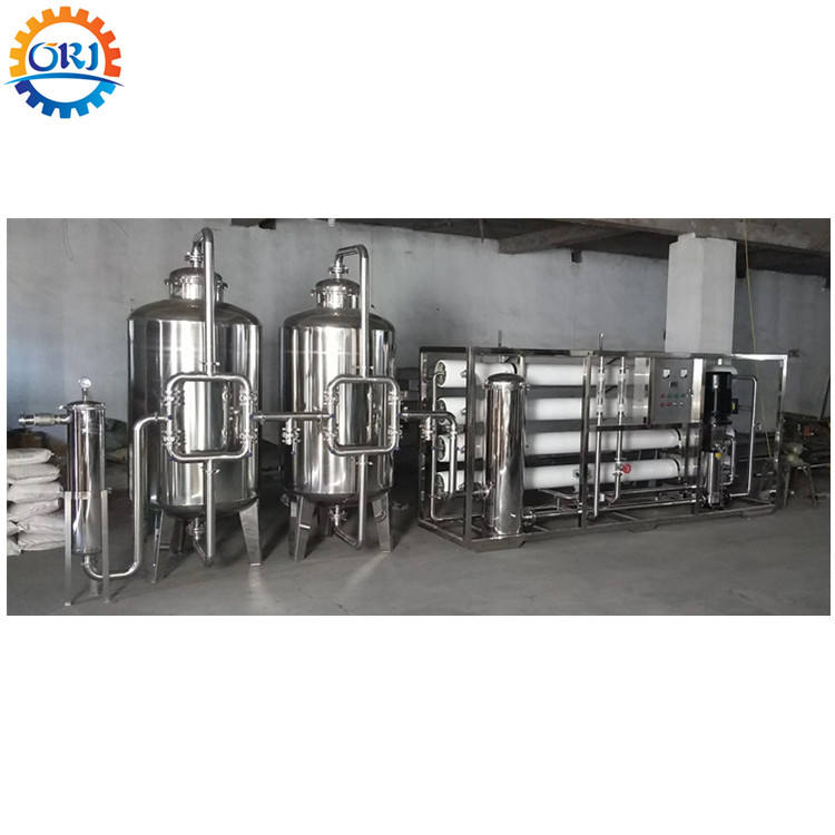 Small commercial ro water treatment plant sludge sihon ozone generator