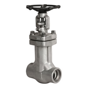 FORGED STEEL BELLOW SEALED GLOBE VALVE RF/SW END TO PN16/25/40