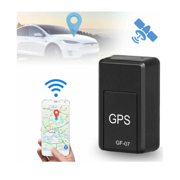 Ultra Mini GF-07 GPS Long Standby Magnetic SOS Tracking Device For Vehicle/Car/Person Location Tracker Locator System