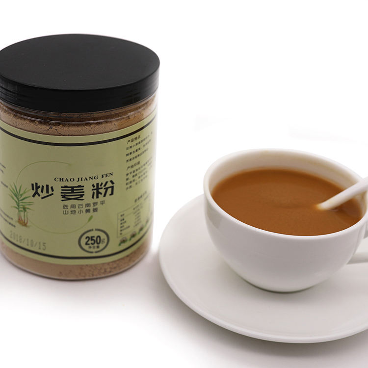 Hot selling natural ginger tea powder drink to lose weight from China