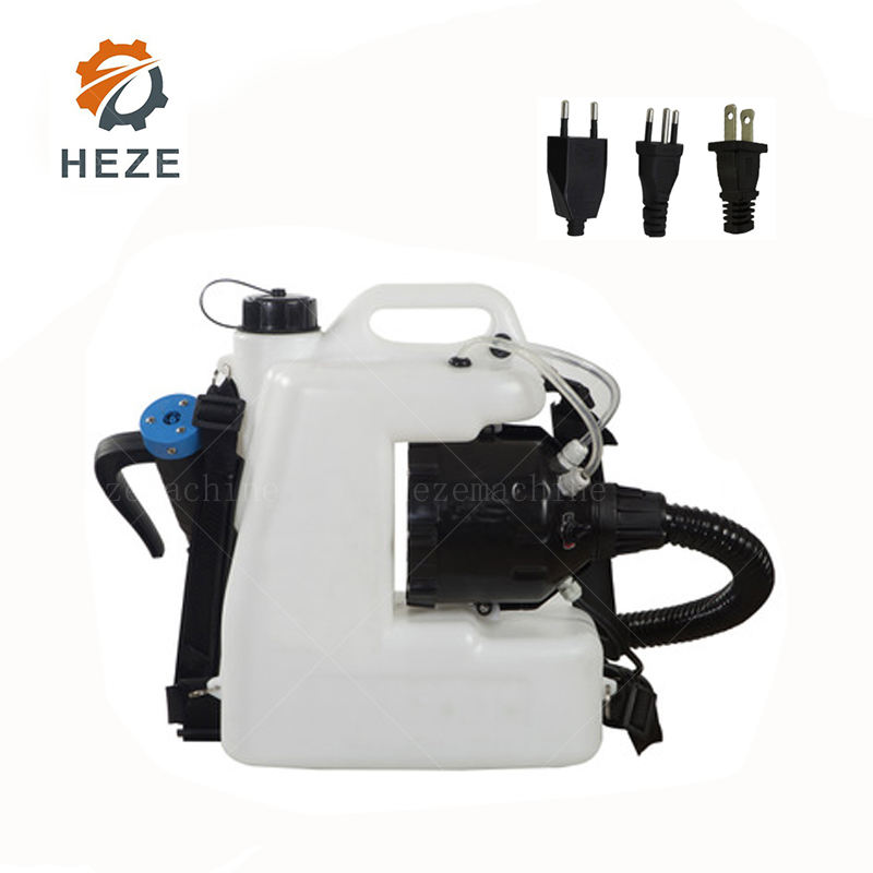 Knapsack mist duster sprayer fogger machine disease prevention and pest control Fogging Misty Machine
