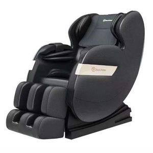 Space Saving Deluxe Heating Therapy Massage Chair