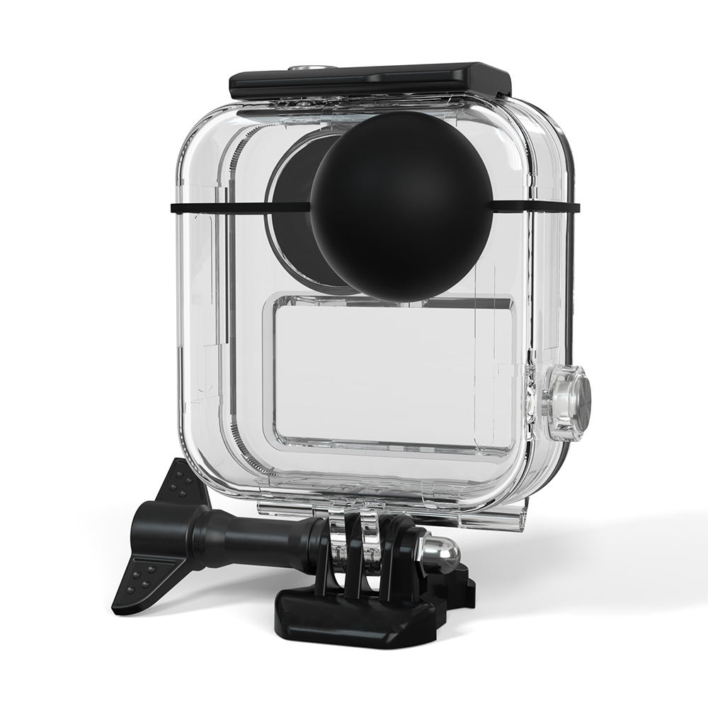 For Gopro Max Waterproof Housing Case Underwater Protective Shell With Touch Function